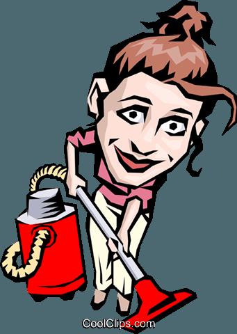 Cartoon Hausarbeit Vektor Clipart Bild Cart0169 Coolclipscom