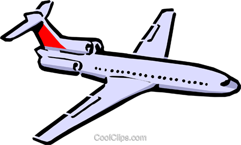 Cartoon Airplanes Royalty Free Vector Clip Art Illustration Tran0300 Coolclips Com