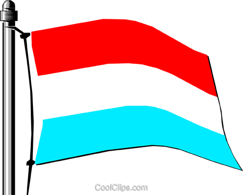 Netherlands flag Royalty Free Vector Clip Art illustration worl0139