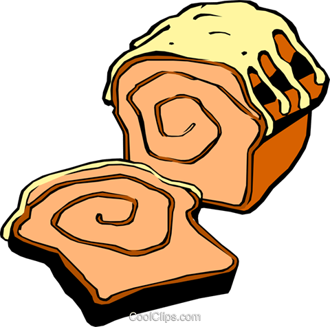 Sliced Cake Royalty Free Vector Clip Art illustration food0163