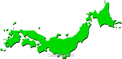 Japan Royalty Free Vector Clip Art illustration worl0351
