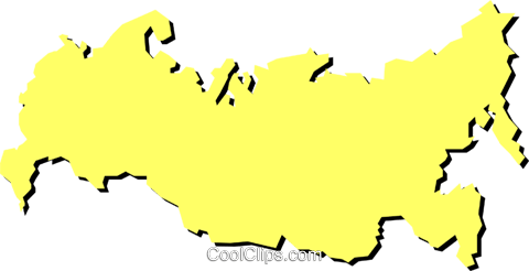 Russia Royalty Free Vector Clip Art illustration worl0413