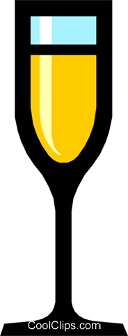 Wineglass Royalty Free Vector Clip Art illustration food0348