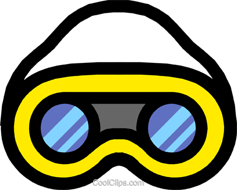 safety goggles royalty free vector clip art illustration indu0383 rh search coolclips com safety eyewear clipart wear safety goggles clipart
