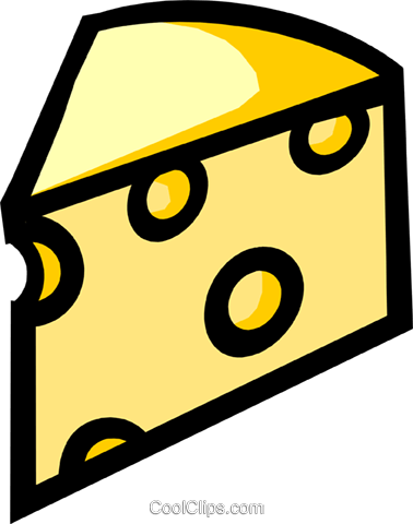 Cheese Royalty Free Vector Clip Art illustration food0383