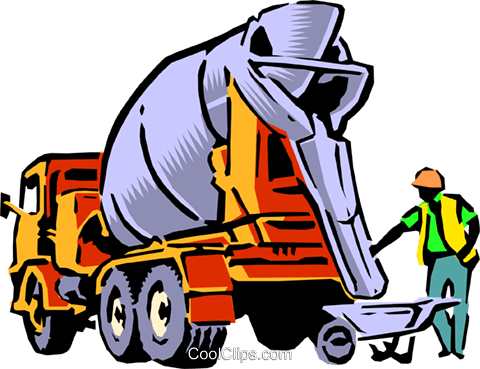cement mixer royalty free vector clip art illustration indu0411 rh search coolclips com concrete trowel clipart concrete worker clipart