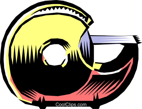 Tape Royalty Free Vector Clip Art illustration busi0367