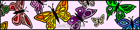Butterfly design Royalty Free Vector Clip Art illustration even0238