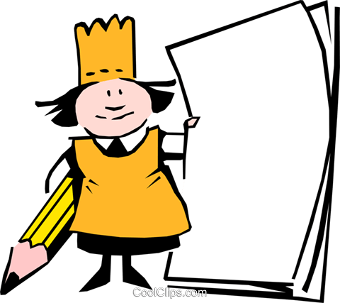 Cartoon chef Royalty Free Vector Clip Art illustration cart0684