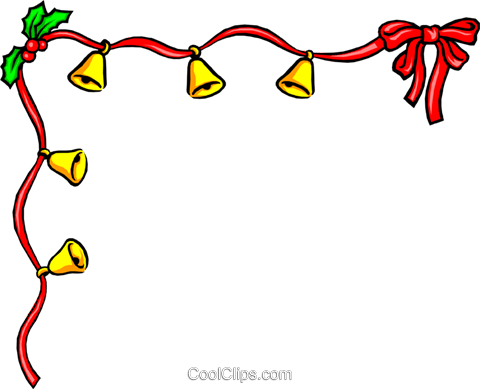 Weihnachten zierband hintergrund vektor clipart bild - Clipart weihnachten ...