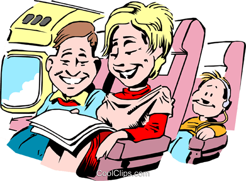 Cartoon Travel Royalty Free Vector Clip Art illustration cart0762
