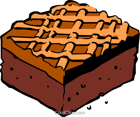 Carrot cake Royalty Free Vector Clip Art illustration food0221