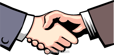 hands shaking royalty free vector clip art illustration hand0166 rh search coolclips com shaking hands animated clipart 2 hands shaking clipart