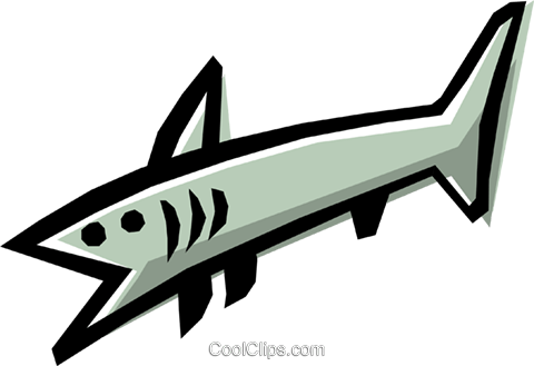 fish, Cool fish Royalty Free Vector Clip Art illustration anim0516