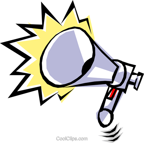 air horn royalty free vector clip art illustration indu0314 rh search coolclips com party horn clipart horn clipart image