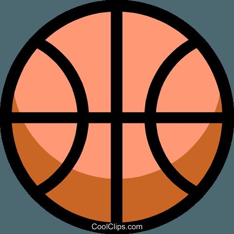 Simbolo Di Un Pallone Da Basket Immagini Grafiche Vettoriali Clipart