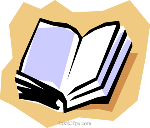 Books Royalty Free Vector Clip Art illustration busi0500