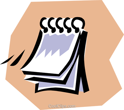 Book Royalty Free Vector Clip Art illustration busi0501