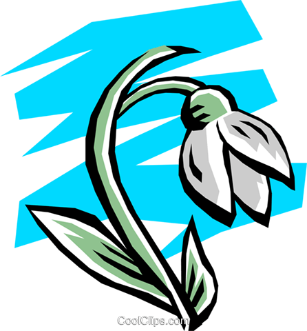 Flowers Royalty Free Vector Clip Art illustration natu0071