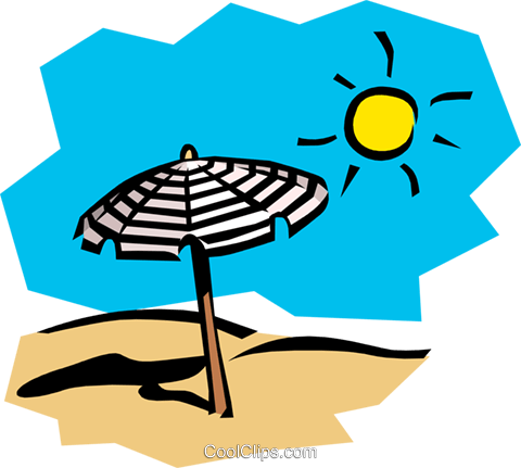 sunny day at the beach royalty free vector clip art illustration rh search coolclips com sunny winter day clipart sunny day clip art free