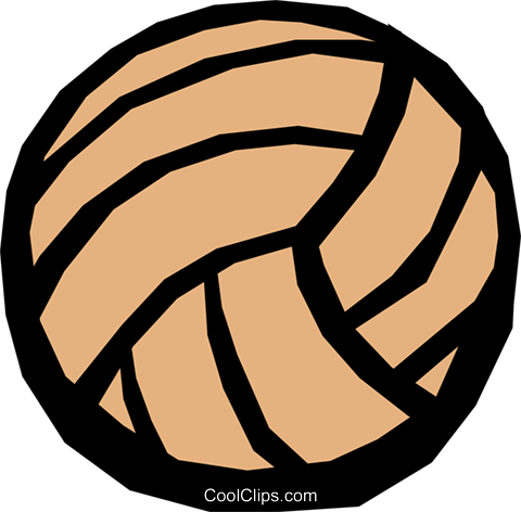 Ball Royalty Free Vector Clip Art illustration spor0149