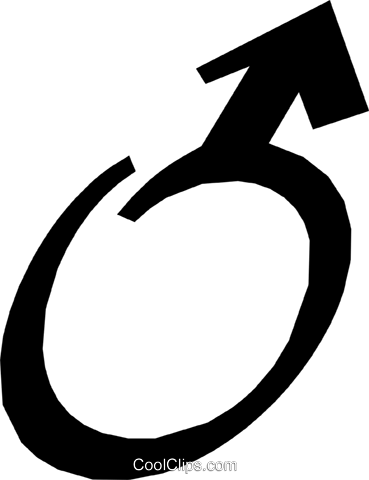 symbol für männlich