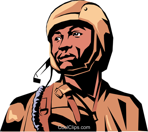 Military man Royalty Free Vector Clip Art illustration peop0847