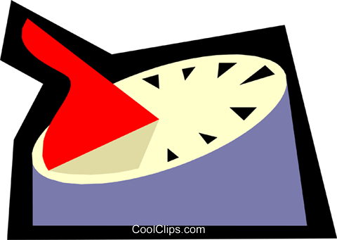Sundials Royalty Free Vector Clip Art illustration busi0682