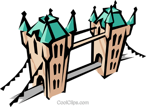Big Ben Royalty Free Vector Clip Art illustration arch0315