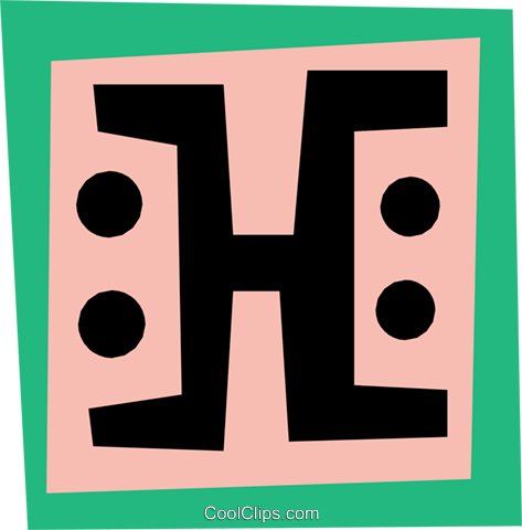 Wigglies and squigglies Royalty Free Vector Clip Art illustration text0806