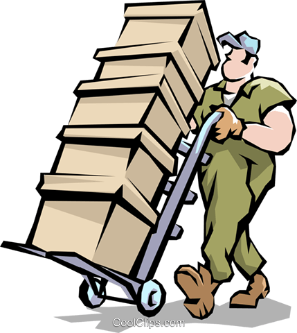 Handyman Royalty Free Vector Clip Art illustration peop1685