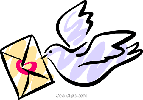 Bird Royalty Free Vector Clip Art illustration anim1343