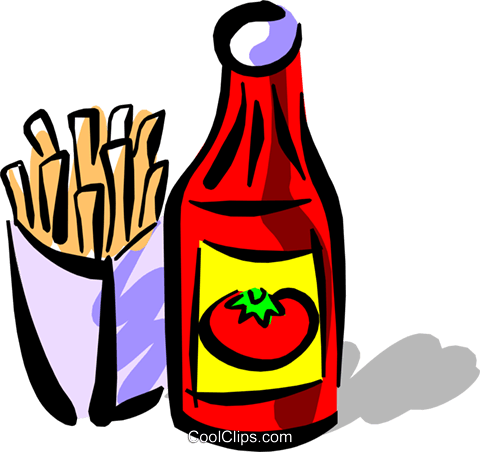 Clip Art Ketchup Clipart ketchup royalty free vector clip art illustration food0712 illustration