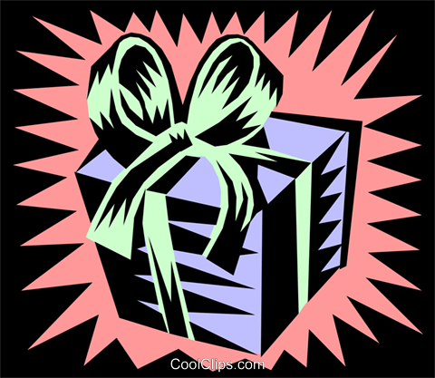 gift Royalty Free Vector Clip Art illustration even0620