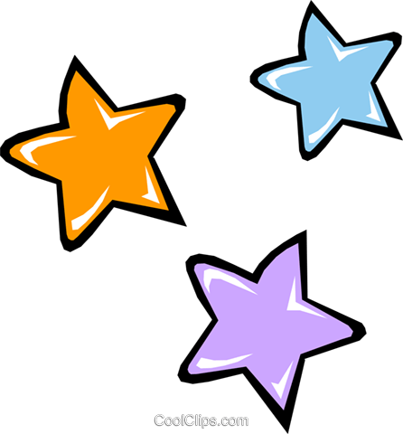 stars Royalty Free Vector Clip Art illustration text1467