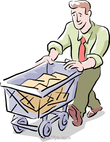 man working Royalty Free Vector Clip Art illustration cart1623