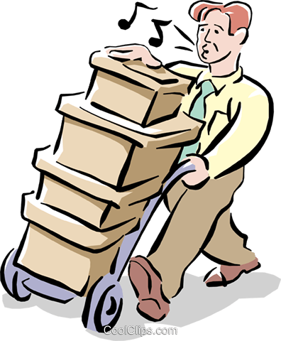 man working Royalty Free Vector Clip Art illustration cart1624