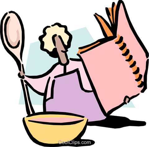 cooking Royalty Free Vector Clip Art illustration cart1663