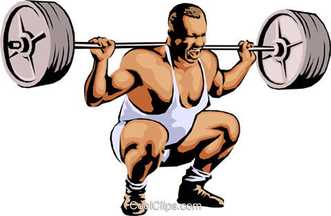 weight lifter royalty free vector clip art illustration peop1813 rh search coolclips com weight lifter clip art free weightlifting clipart black and white