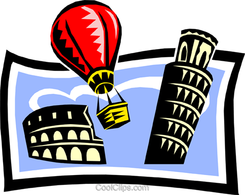 sightseeing/travel Royalty Free Vector Clip Art illustration tran0589