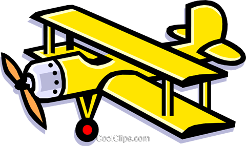 airplane Royalty Free Vector Clip Art illustration tran0646