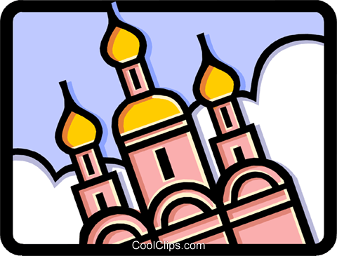 buildings Royalty Free Vector Clip Art illustration arch0385