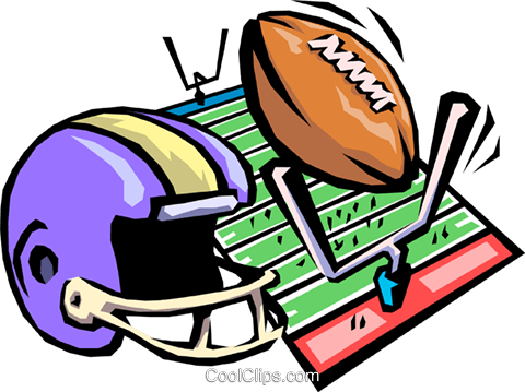 concept football Royalty Free Vector Clip Art illustration spor0218