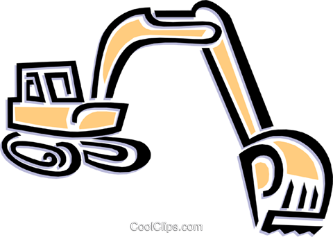 industrial equipment Royalty Free Vector Clip Art illustration indu0760