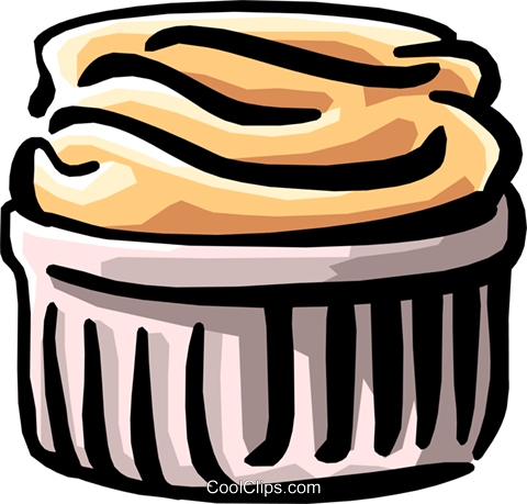 Loaf of bread Royalty Free Vector Clip Art illustration food0776