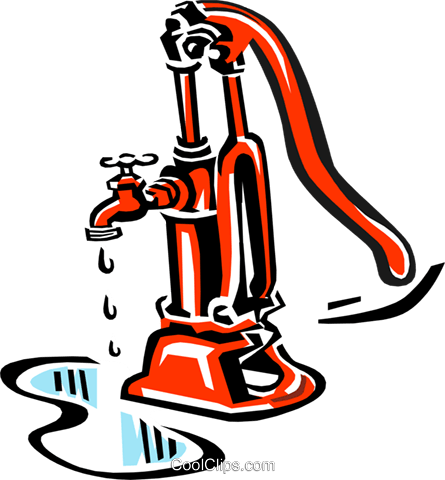 Symbol of a pipe Royalty Free Vector Clip Art illustration envi0219
