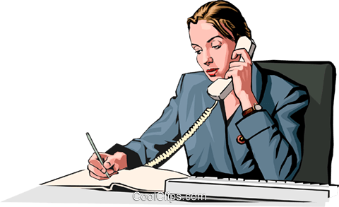 businesswoman Royalty Free Vector Clip Art illustration peop2235