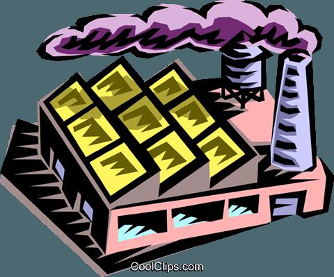 L Industrie Usine Vecteurs De Stock Et Clip Art Vectoriel Indu0802 Coolclips Com