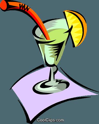Alkoholische Getränke Vektor Clipart Bild -food0911-CoolCLIPS.com