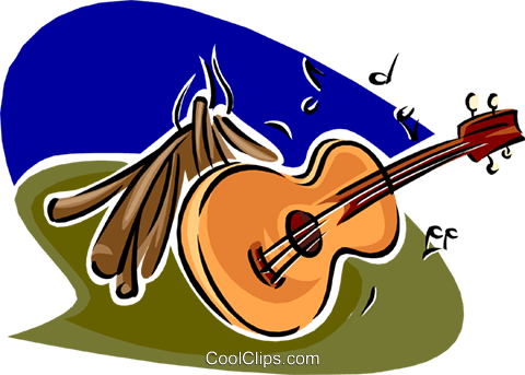 The arts/music Royalty Free Vector Clip Art illustration ente0115